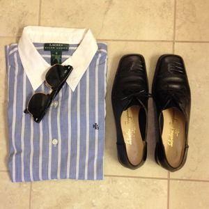Salvatore Ferragamo Shoes - Salvatore Ferragamo   Oxford flats