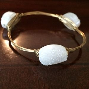 Bourbon & Boweties Jewelry - Authentic Bourbon & Boweties Druzy Bangle
