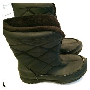 Target winter boots