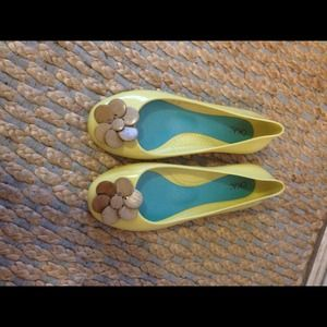 OKA made in USA ballet flats size 7