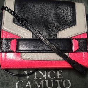 """Vince Camuto Handbags - Vince Camuto """"Geri"""" Colorblock Crossbody Bag"""