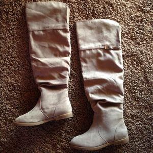 8.5 Thigh High Boots