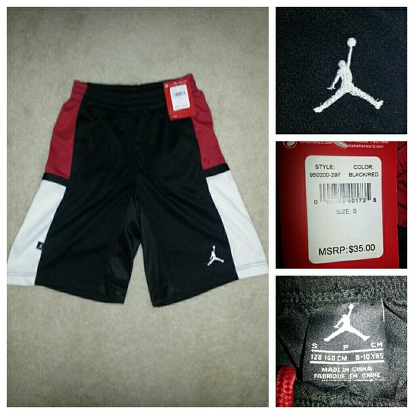 6ee8472f79a Jordan Shorts | Youth Boys Nike Jumpman Basketball | Poshmark