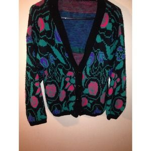 Funky Vintage Sweater !