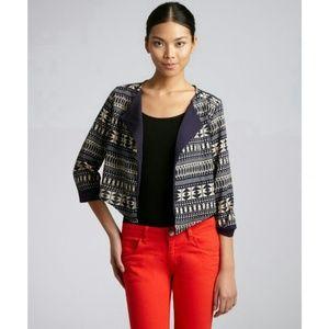 | Romeo & Juliet Couture | Aztec Jacket