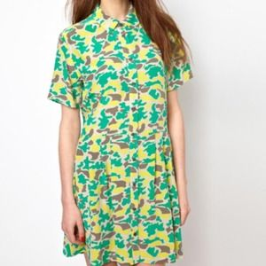 Equiptment shirt dress