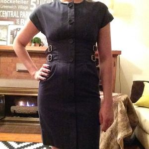 NWOT MARC by Marc Jacobs Blue dress