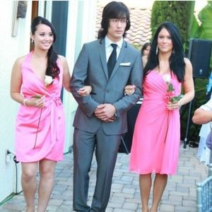 Alfred Angelo Dresses & Skirts - Formal dress Alfred Angelo Coral prom bridesmaid