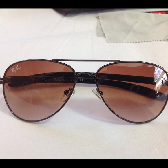 italian ray ban sunglasses  Ray-Ban - Ray Ban Sunglasses Italy Design from Irene\u0027s closet on ...