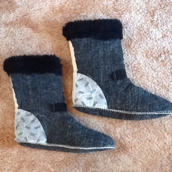 Sorel Boot Liners >> Sorel Shoes Boot Liners Size 7 Poshmark