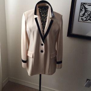 St John evening jacket