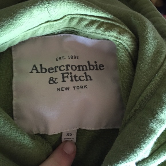 Abercrombie And Fitch Pullover Hoodie