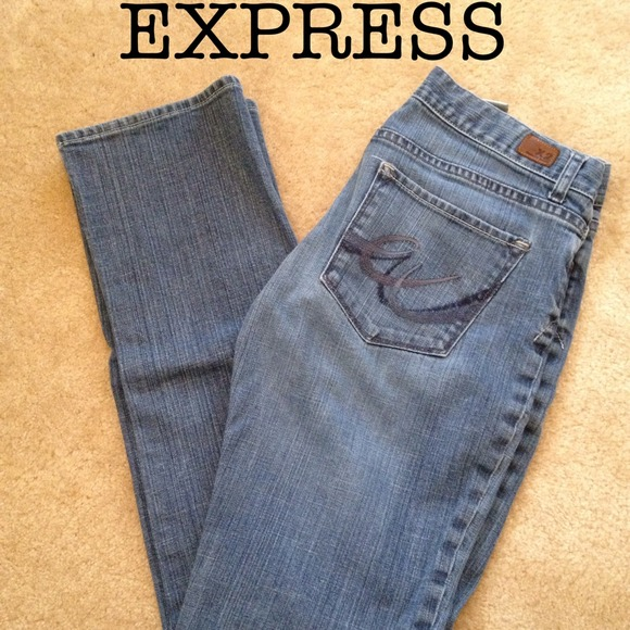 74% off Express Denim - 👖Like New Express Curvy Fit Jeans👖 from ...