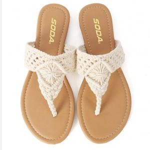 Soda Shoes - SODA Sandal