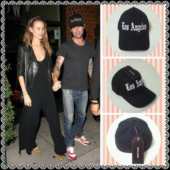 ⭐️NWT⭐️ADAM LEVINE LOS ANGELES BASEBALL CAP HAT 9bc104a07f0