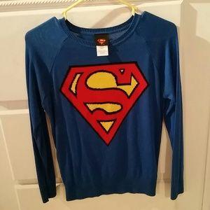Sweaters - Superman Sweater.