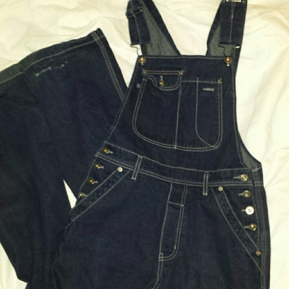 84% off Silver Jeans Denim - Silver jeans Overalls from Jessica's ...