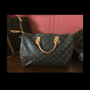 LOUIS VUITTON SPEEDY 35!!!