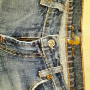 7 for all Mankind Jeans - Womens SEVEN FOR ALL MAN KIND Jeans