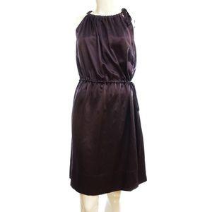 BCBG MaxAzria 100% silk cocktail dress
