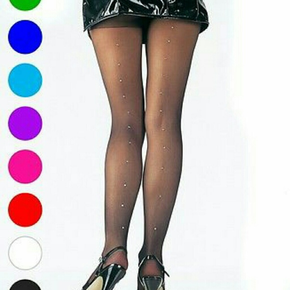 1bd0d8917a72a Accessories | Plus Size Sheer Off Black Pantyhose | Poshmark