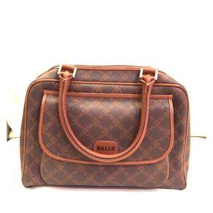 Handbags - Vintage Bally Satchel