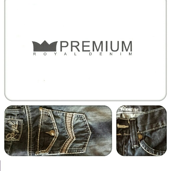 85% off Royal Premium Other - Mens ?Royal Premium Jeans 30 X 30 ...