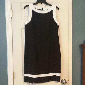 Dress Barn Dresses & Skirts - Black and White dress