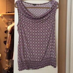 Maurice's top size XL