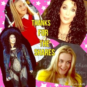 Other - Cher-ing is Caring, returning as I can!
