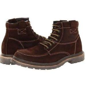 Robert wayne Other - Men's Robert Wayne Newman brown suede boots 8.5