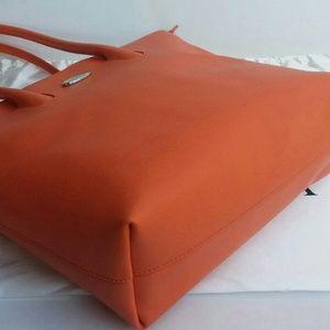 Furla Bags - FURLA St. Tropez Saffiano Leather Tote Bag Purse