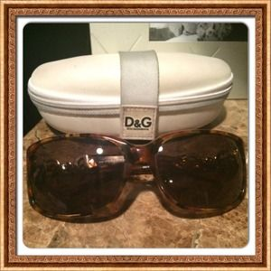 HP x3 %Authentic D&G Sunnies