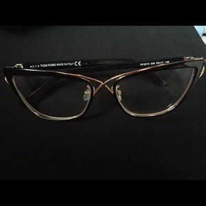 a6a35ebbb10a Tom Ford Accessories - Tom Ford Crossover Cat-Eye Optical Frame