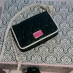 Betsey johnson crossbody purse
