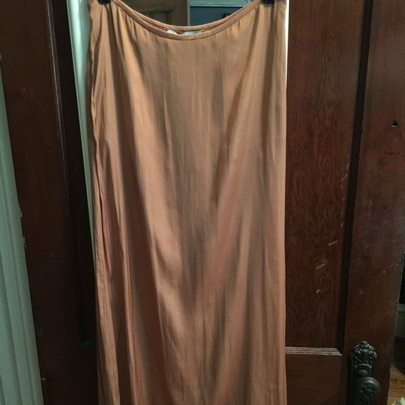 Bcbg Silk Skirt 2