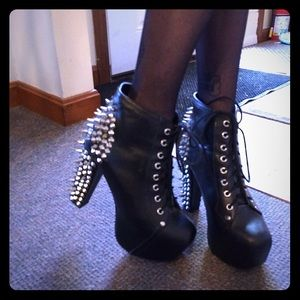 Jeffrey Campbell Shoes - Jeffrey Campbell spiked LITAS