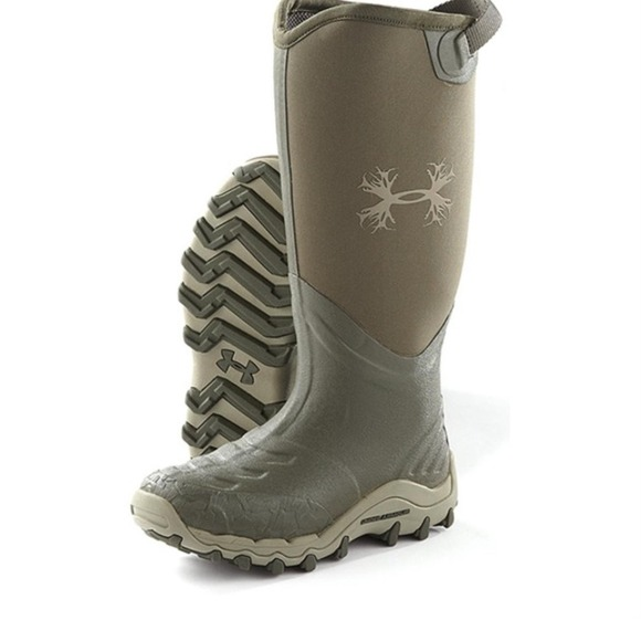 under armour rubber hunting boots. under armor haw (rifle green) men\u0027s hunting boots armour rubber