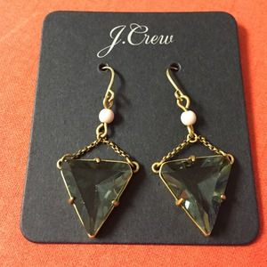 Host PickJ. Crew Pretty Earrings NWT