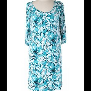 Gorgeous BCBGMAXAZRIA Floral Dress