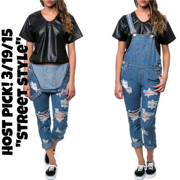 65b0351dc9c2 RESERVED TRADE  elizabmenn OT Awesome Overalls