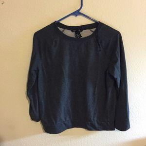 H&M Sweaters - Thin grey sweater