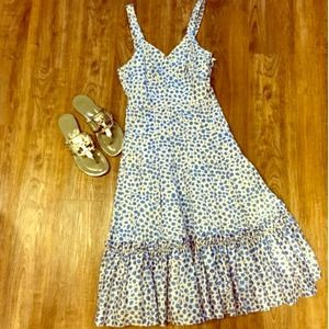 Marc Jacobs Dresses & Skirts - Marc Jacobs Blue and White Cotton Sundress