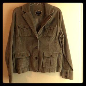 Corduroy Jacket/Blazer