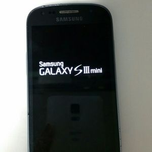 Samsung  Other - Samsung Galaxy S3 Mini Cell Phone
