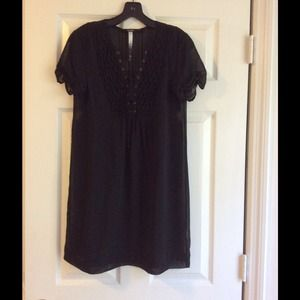 Kensie Black Shift Dress NWOT