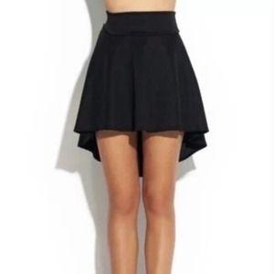 30 dresses skirts white high low skater skirt