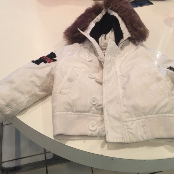 433dbf329 JUICY COUTURE BOMBER JACKET TODDLER 3