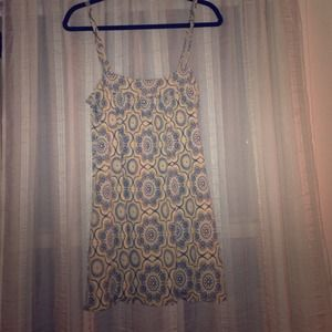 Long Glam sleeveless top (one size fits all)