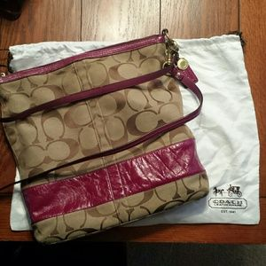 COACH crossbody/shoulder bag
